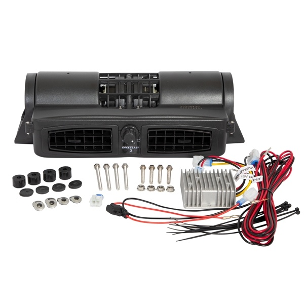 3 Fan System with Converter for (Gas & Electric)