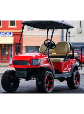Atlantic Hills, LLC Club Car Precedent Electric  2017 Red