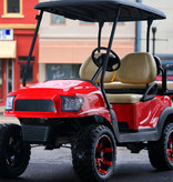 Atlantic Hills, LLC 2018 Club Car Precedent Gas (Red)