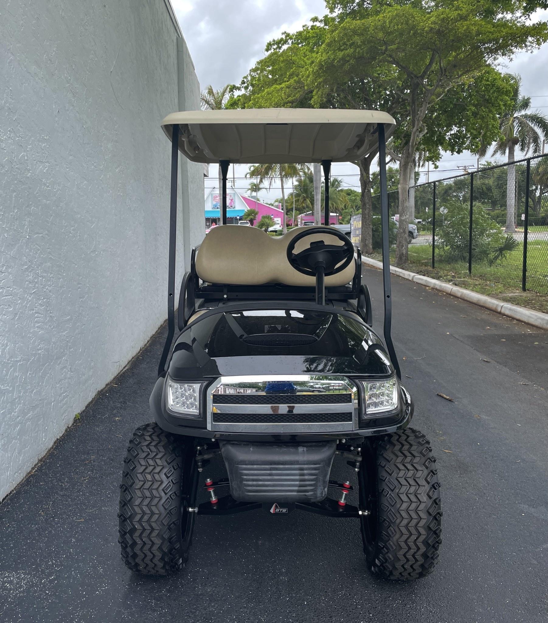 Atlantic Hills, LLC 2018 Club Car Precedent Gas (Black)