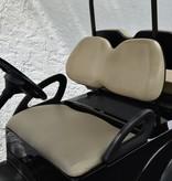 Atlantic Hills, LLC 2018 Club Car Precedent Gas (Black) Red Seats