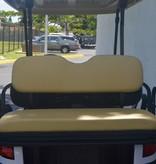 Atlantic Hills, LLC 2018 Club Car Precedent Gas (White) Brown Seats
