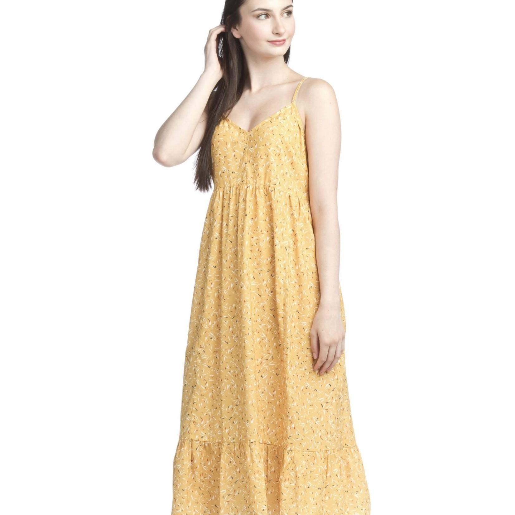 Papillon Sketchs  Maxi Dress PD-07559