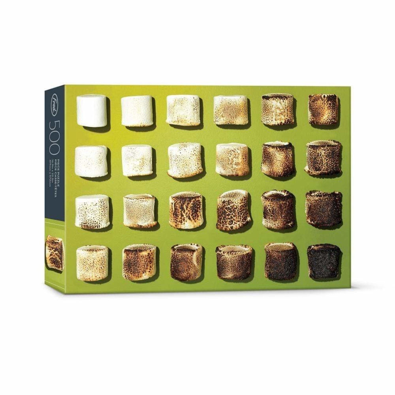 Fred Marshmallow puzzle 500 pc