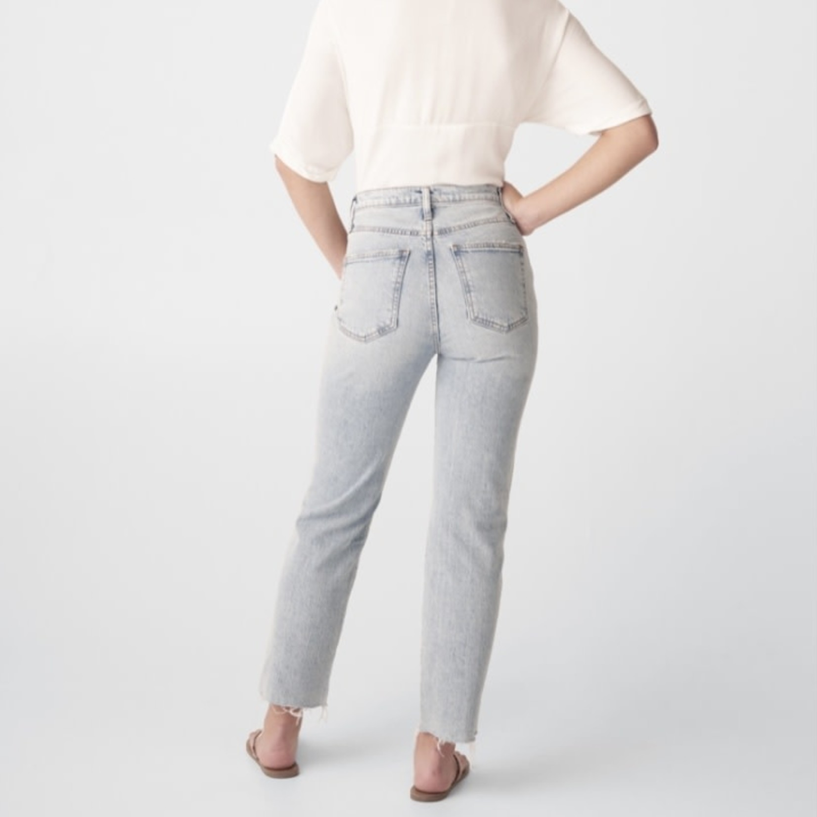 Silver Jeans Co. Highly Desirable Straight
