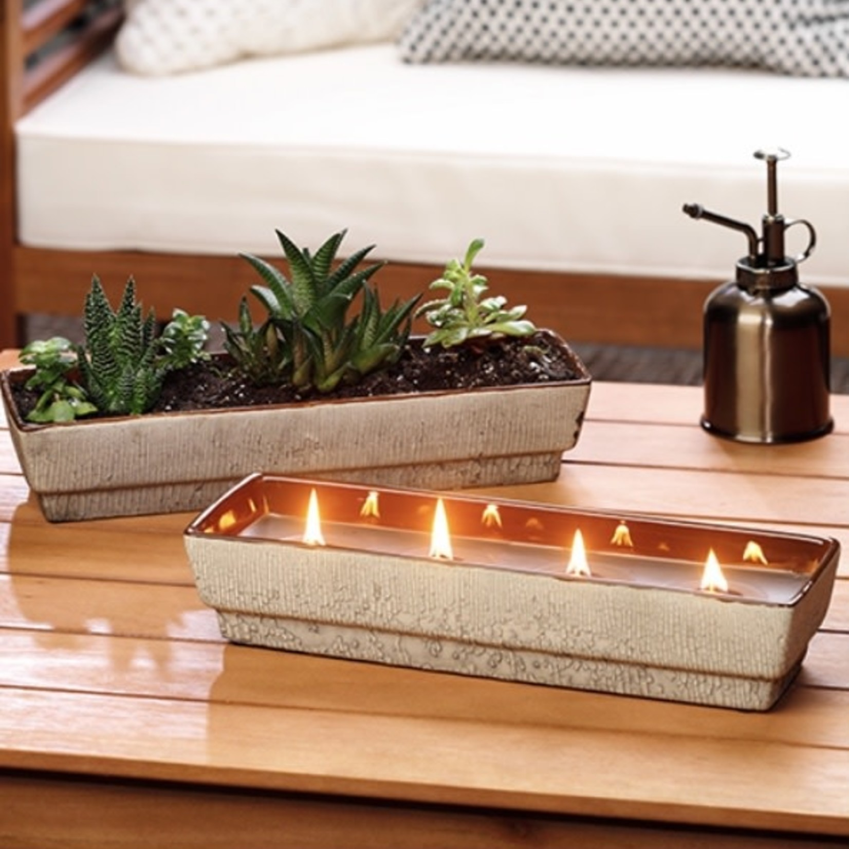 woodwick WW outdoor candle-Cocowater