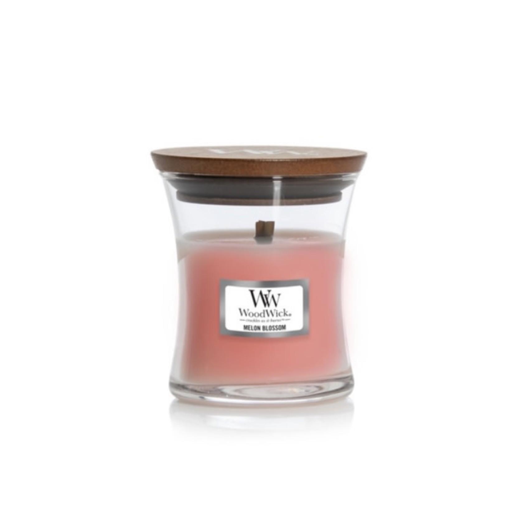 woodwick WW mini - Melon Blossom