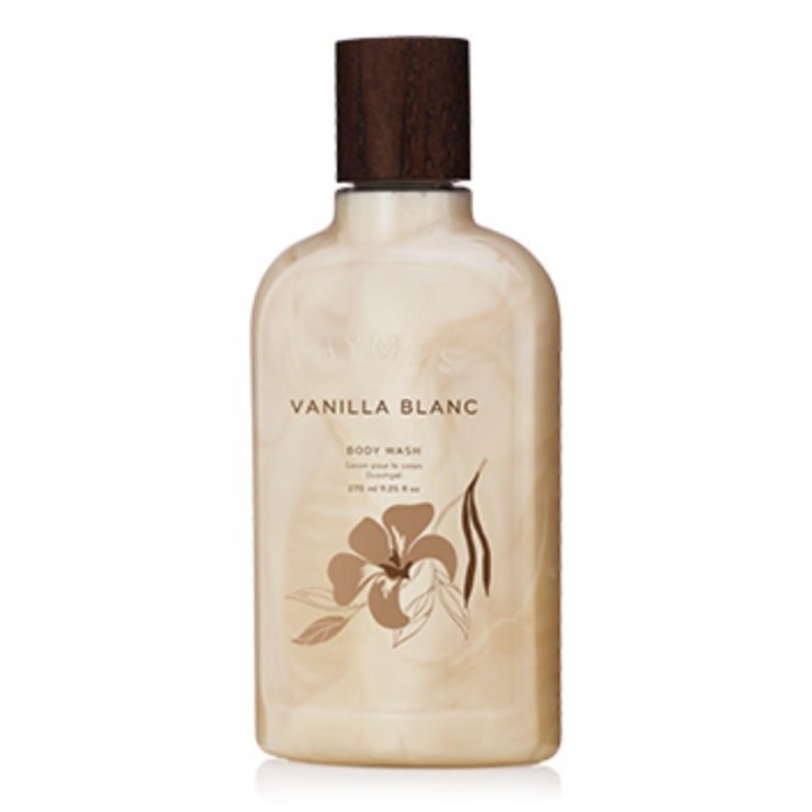 Thymes vanilla blanc body wash