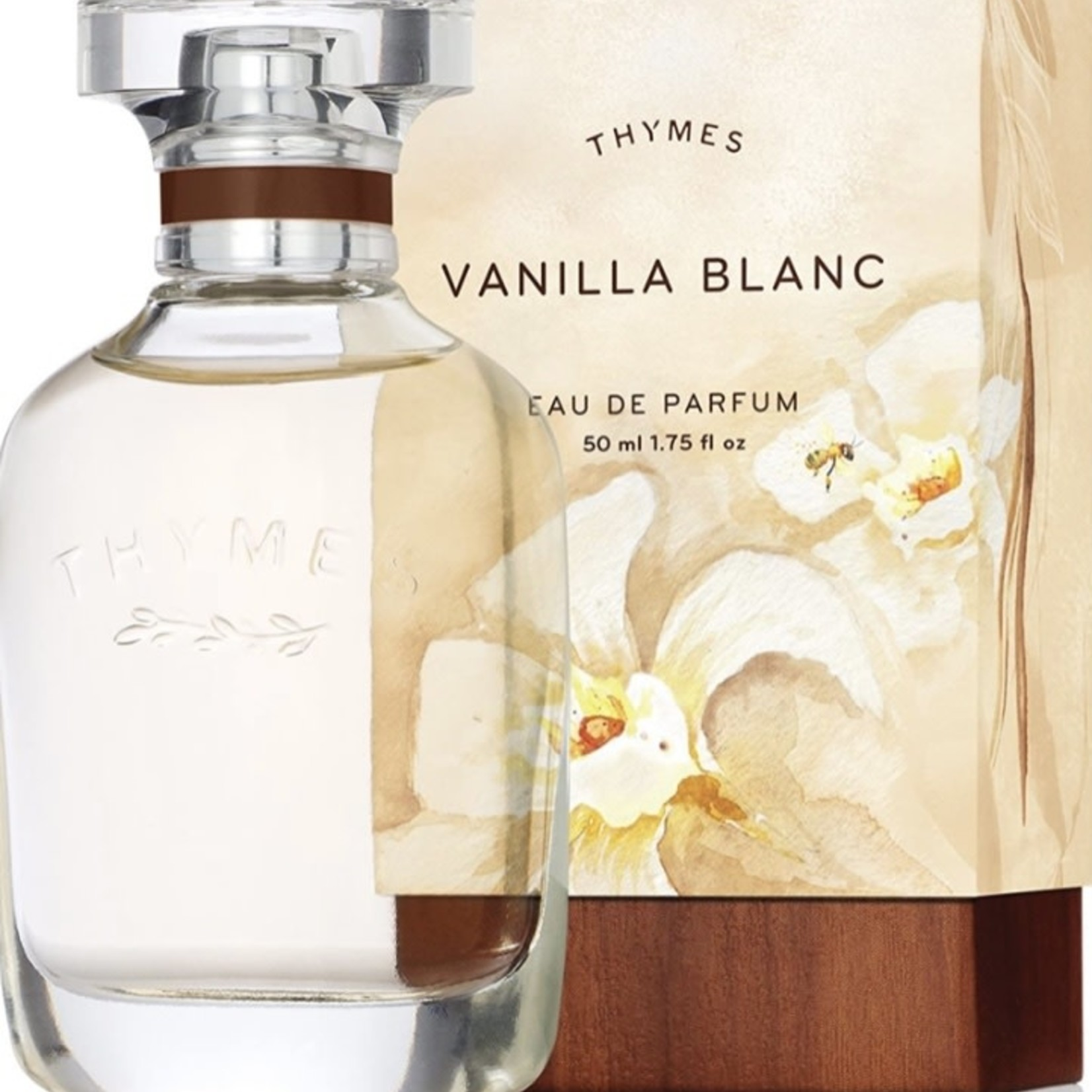Thymes vanilla blanc parfum