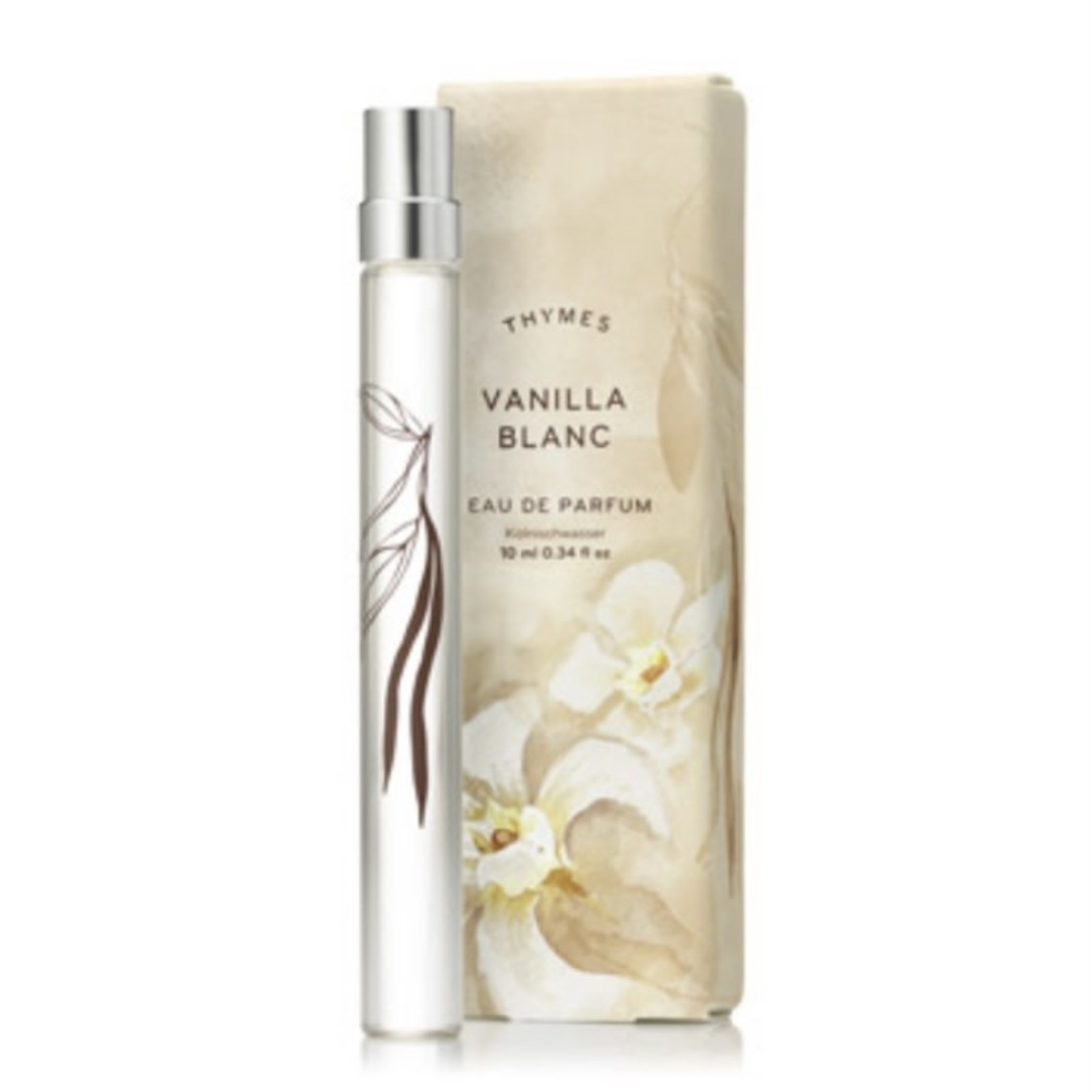 Thymes vanilla blanc mini perfume