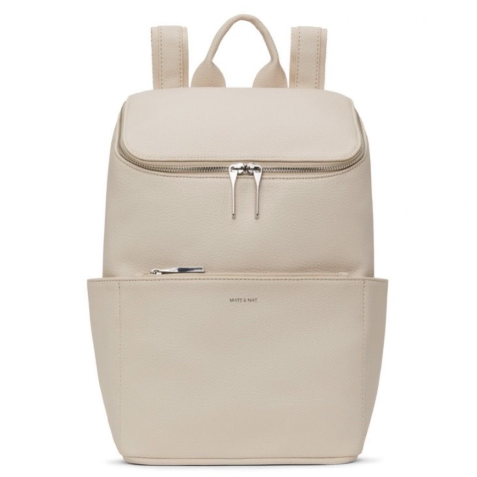 matt & nat Brave Purity Backpack Opal