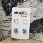 agaveh girl Dragonfruit Hoop Duo