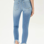 Kancan Delilah High Rise Super Skinny Jeans