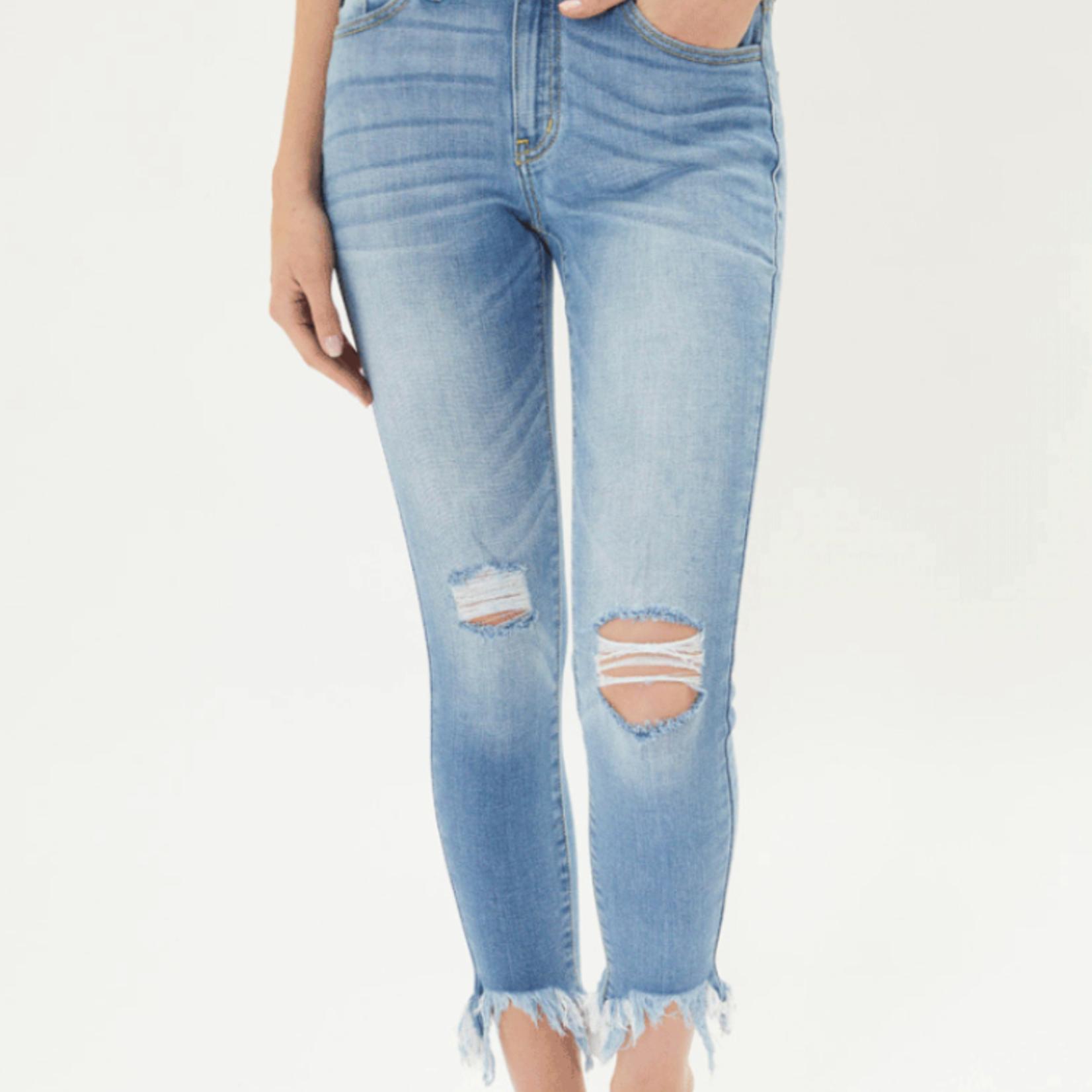 Kancan Delilah High Rise Super Skinny Jeans KC8443L