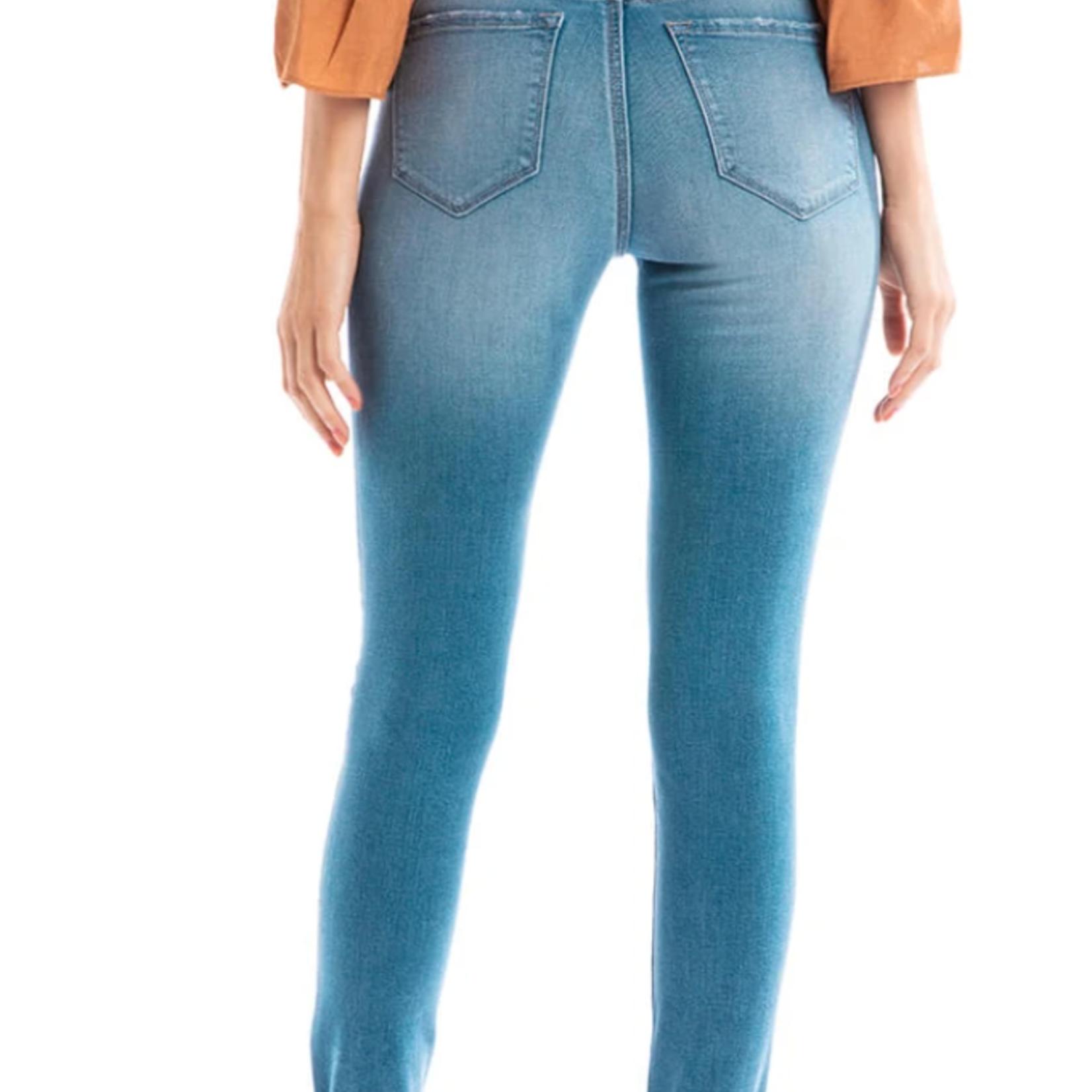 Kancan Drew High Rise Ankle Skinny Jeans KC6192M
