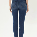 Kancan Ollie High Rise Ankle Skinny Jeans