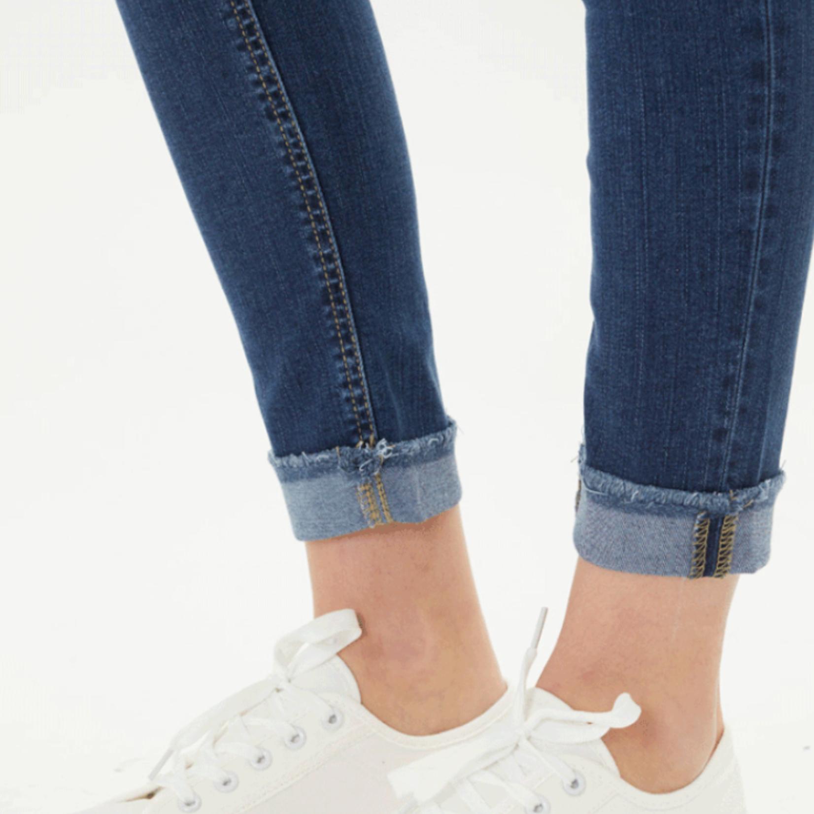 Kancan Ollie High Rise Ankle Skinny Jeans KC8568D