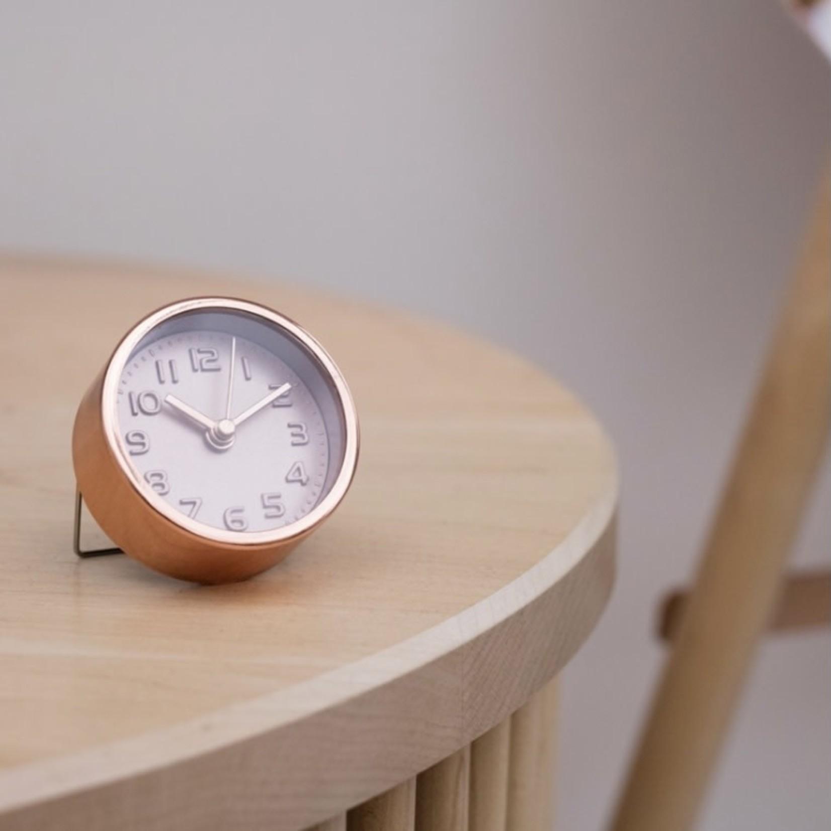 kikkerland Mini Alarm Clock