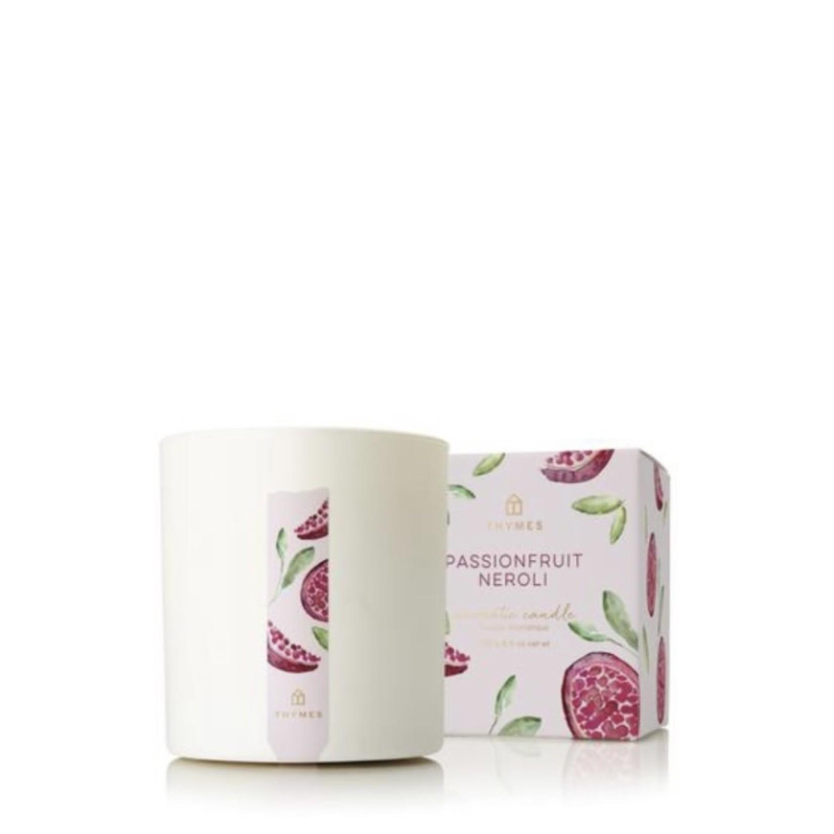 Thymes Passionfruit Neroli Aromatic Candle