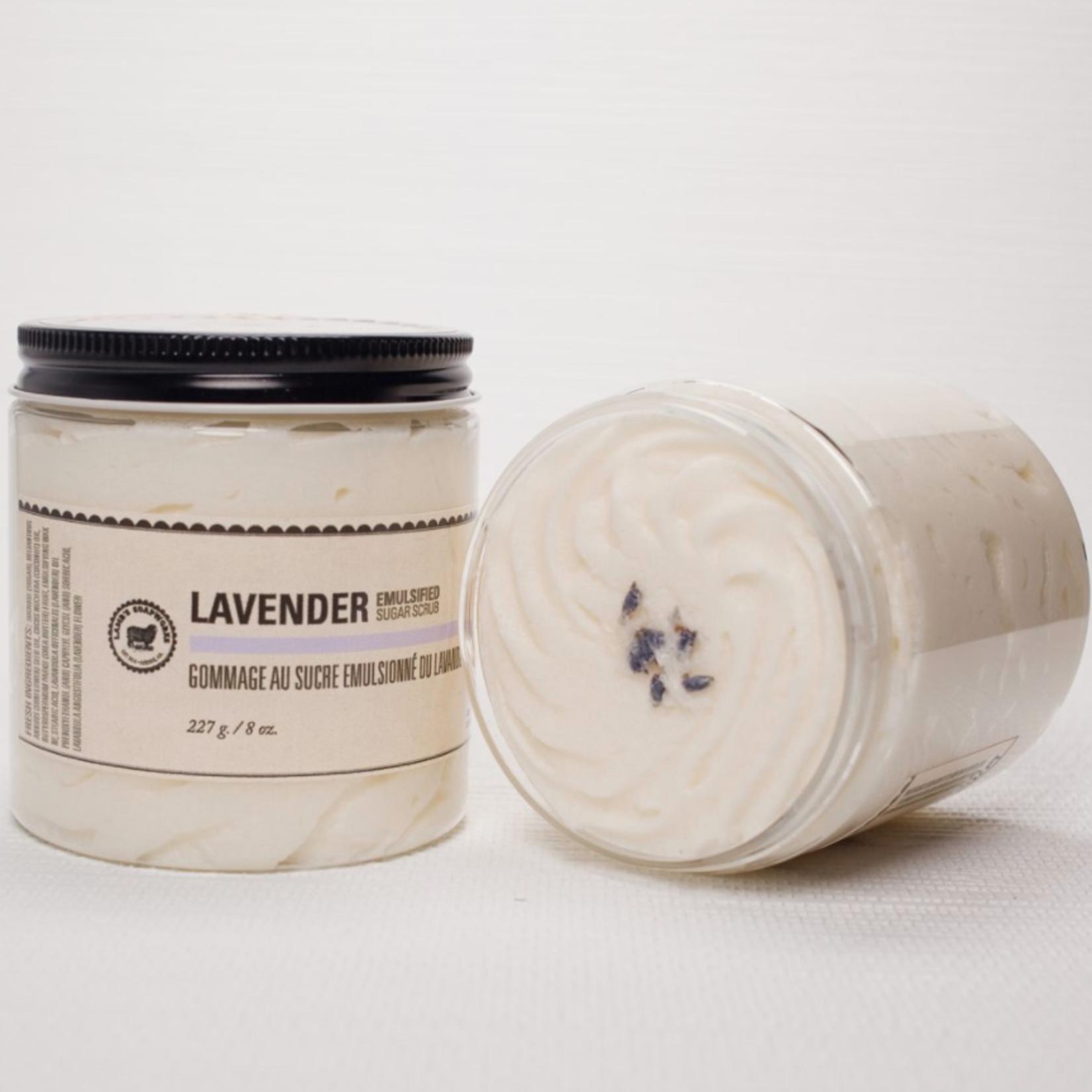 Lamb's Soapworks Lamb's Soapworks Emulsified Sugar Scrub 8oz