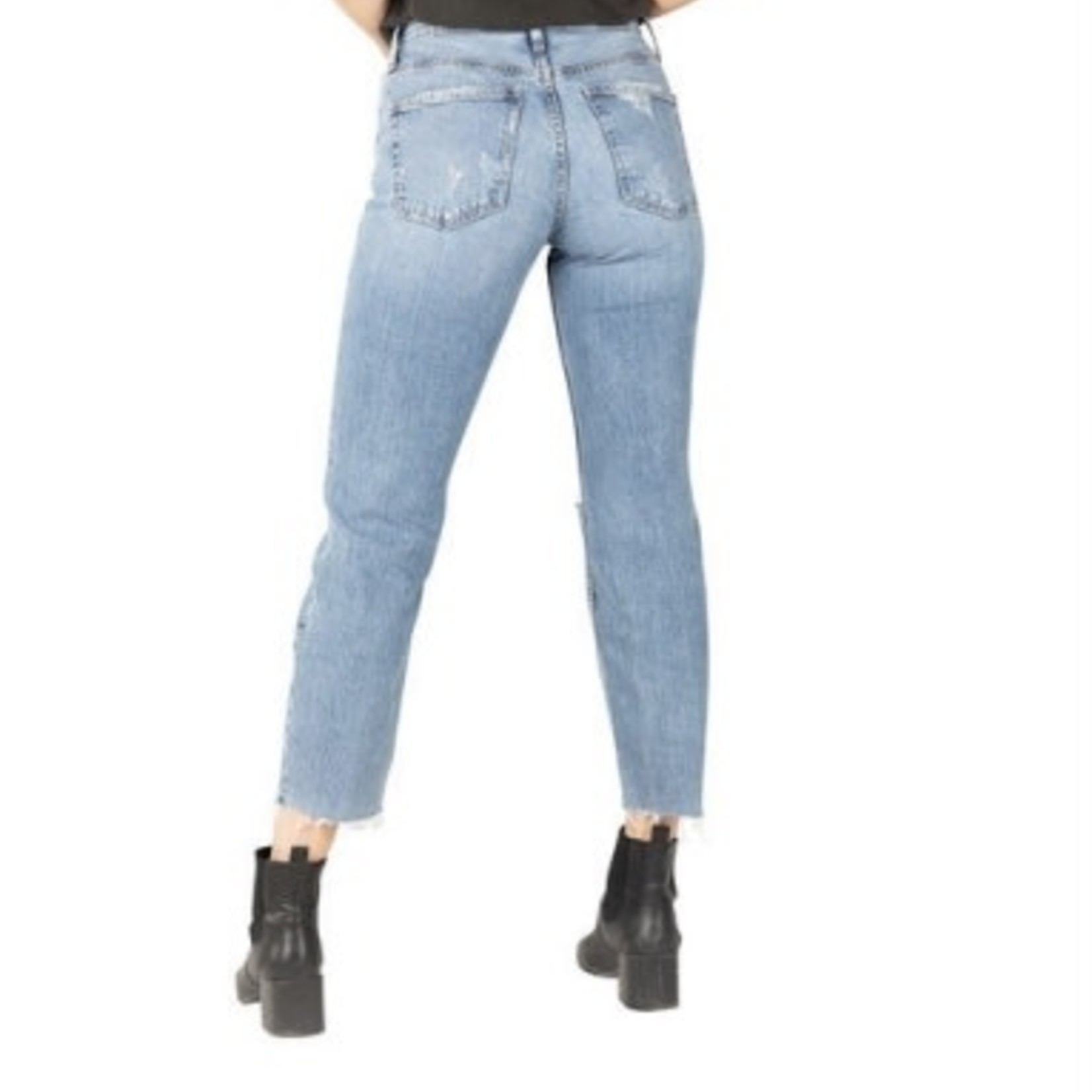 Silver Jeans Co. Frisco Straight Eco Friendly