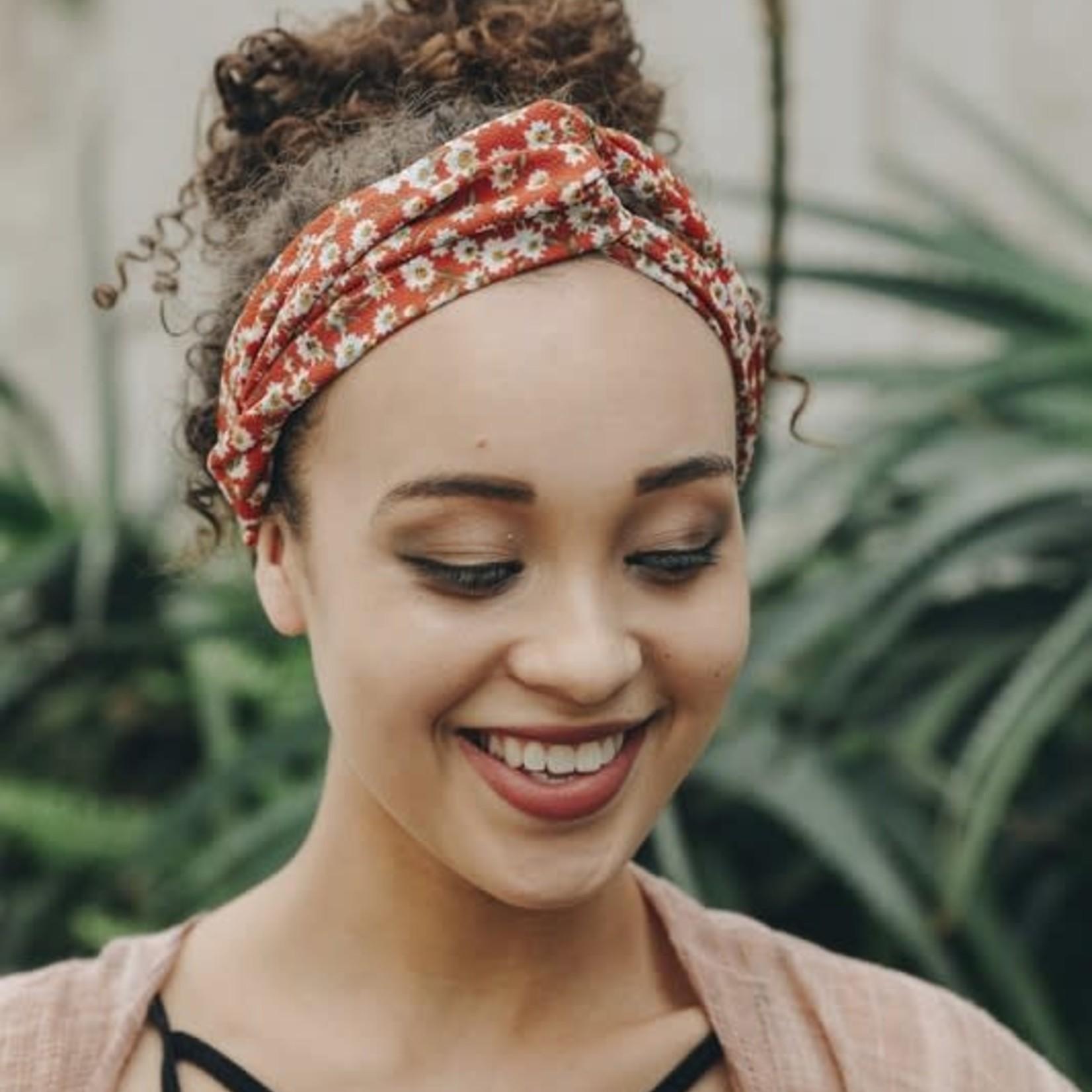leto Summer Floral Headband 1512