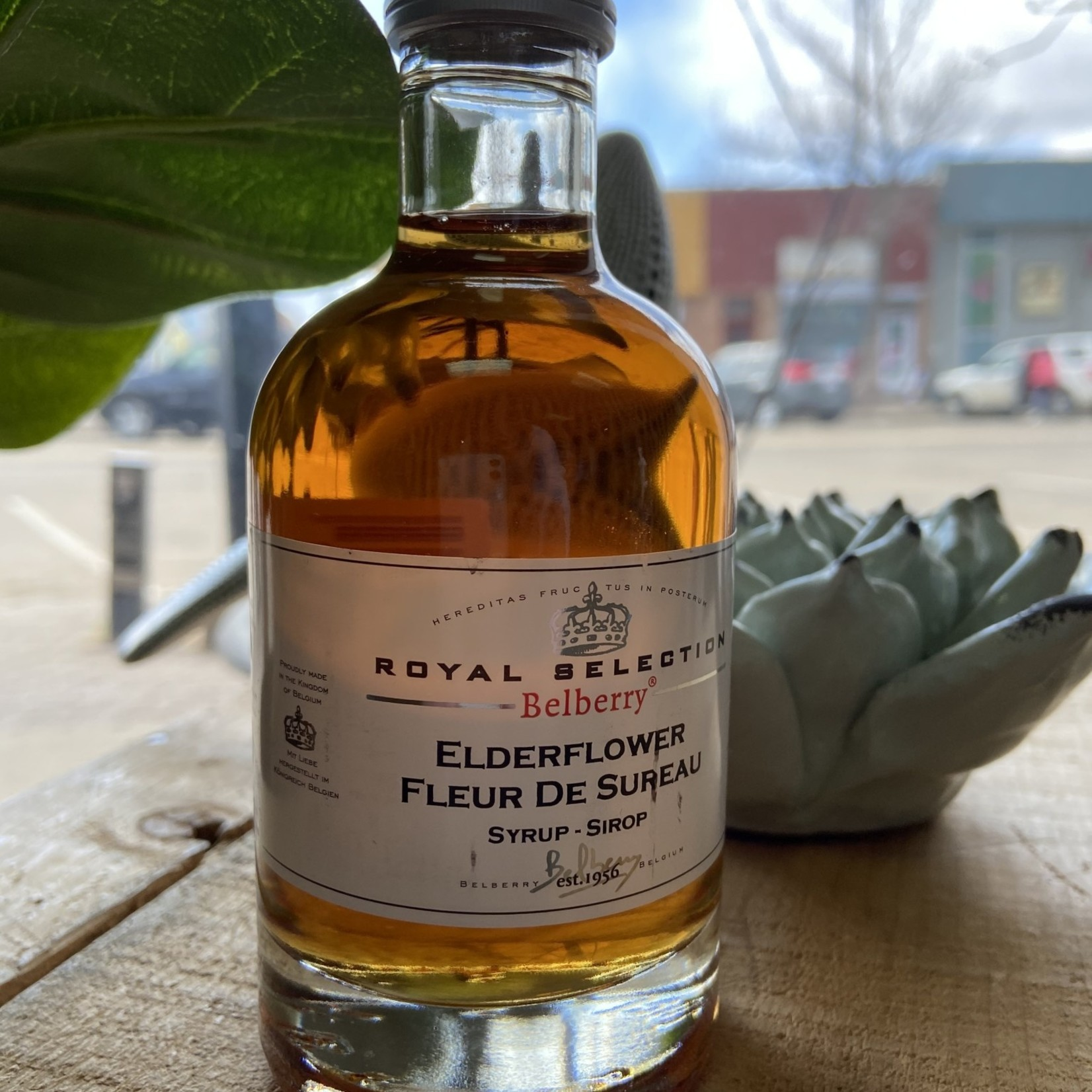 Dovetale Bilberry Elderflower Syrup