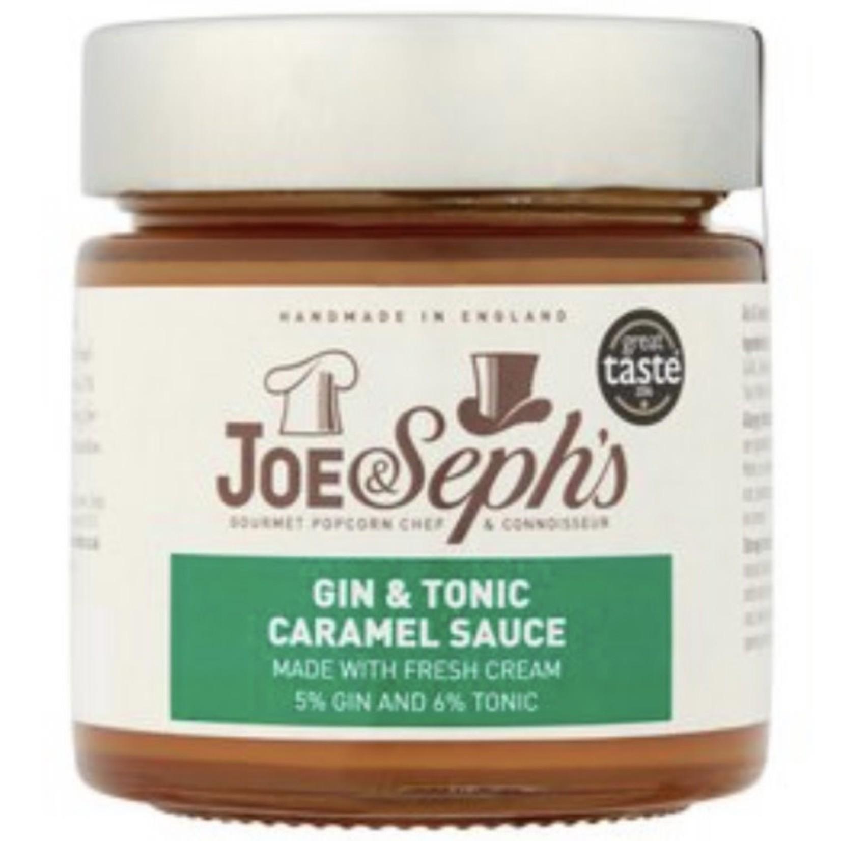 Dovetale Joe & Seph's Gin & Tonic Caramel Sauce
