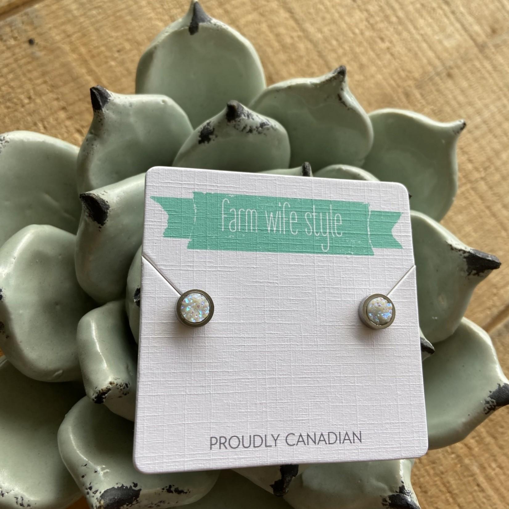farm wife style The Kinley Earrings