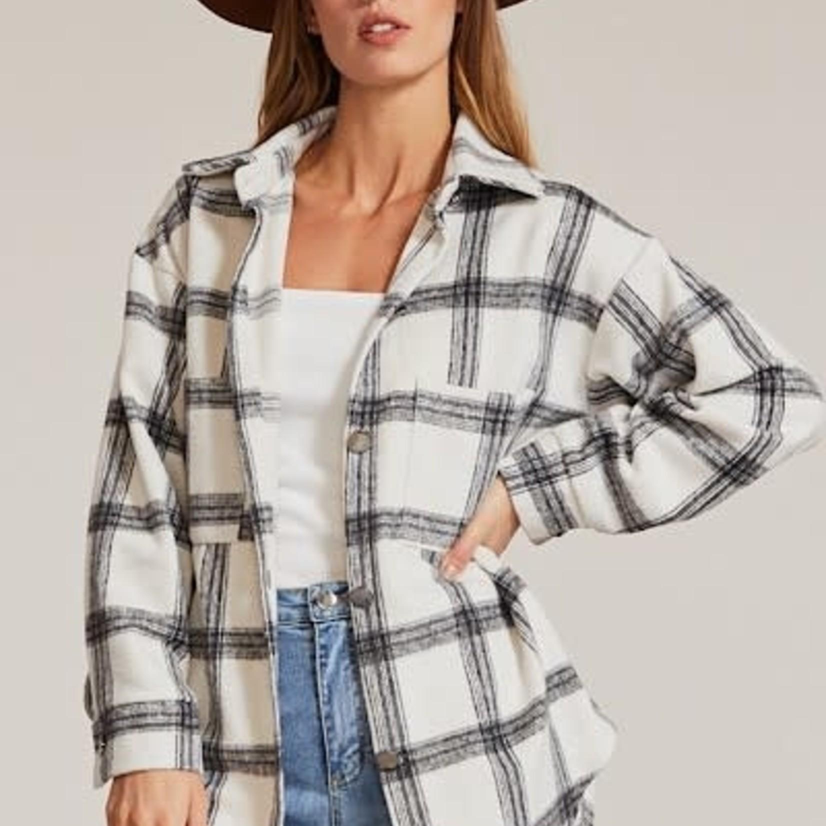 Miss Sparkling Flannel Jacket