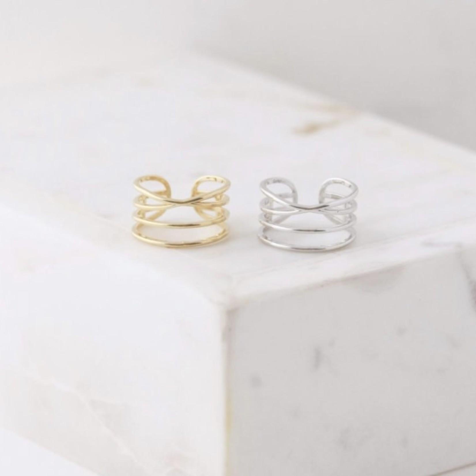 lovers tempo Orbit Ring