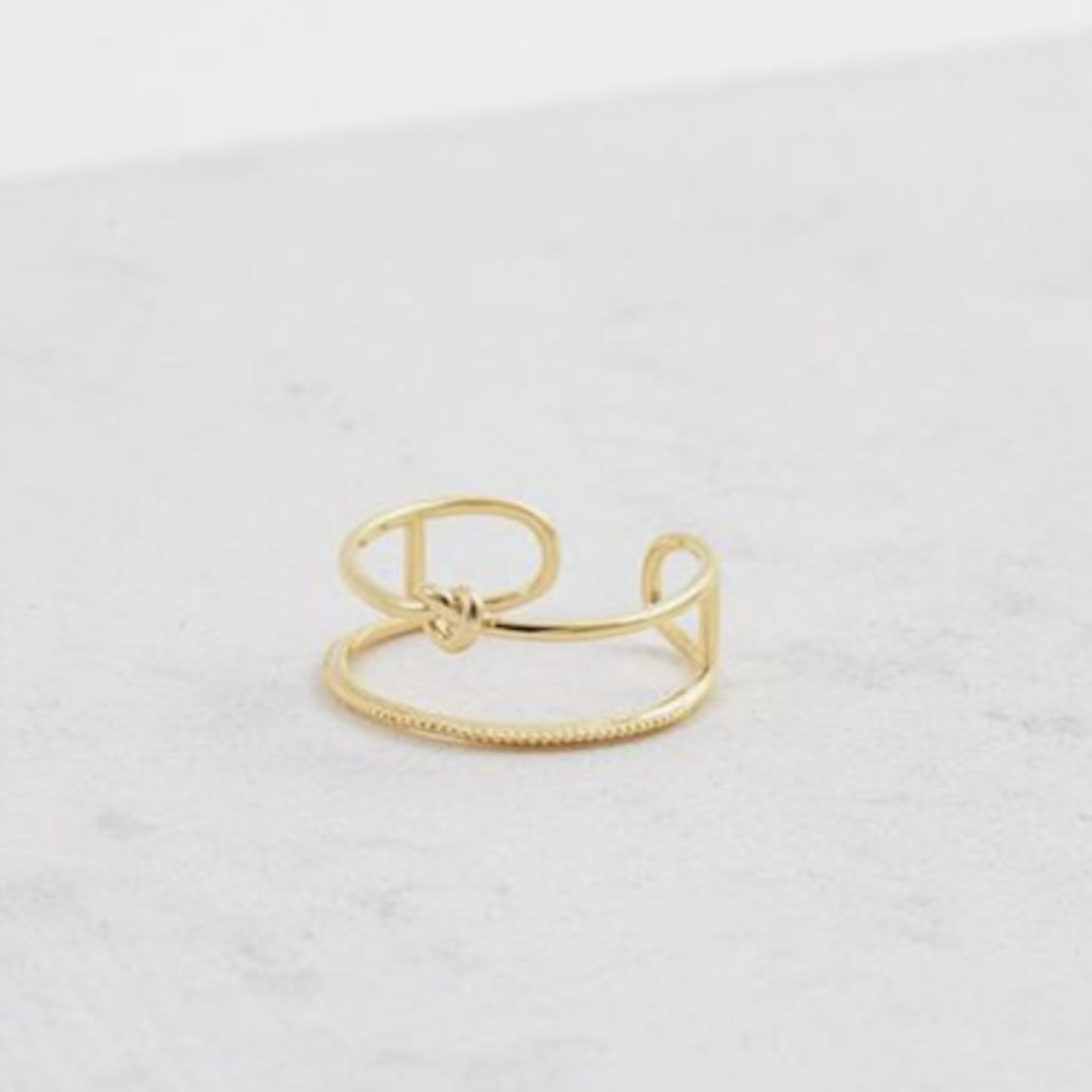 lovers tempo Knot Today Ring