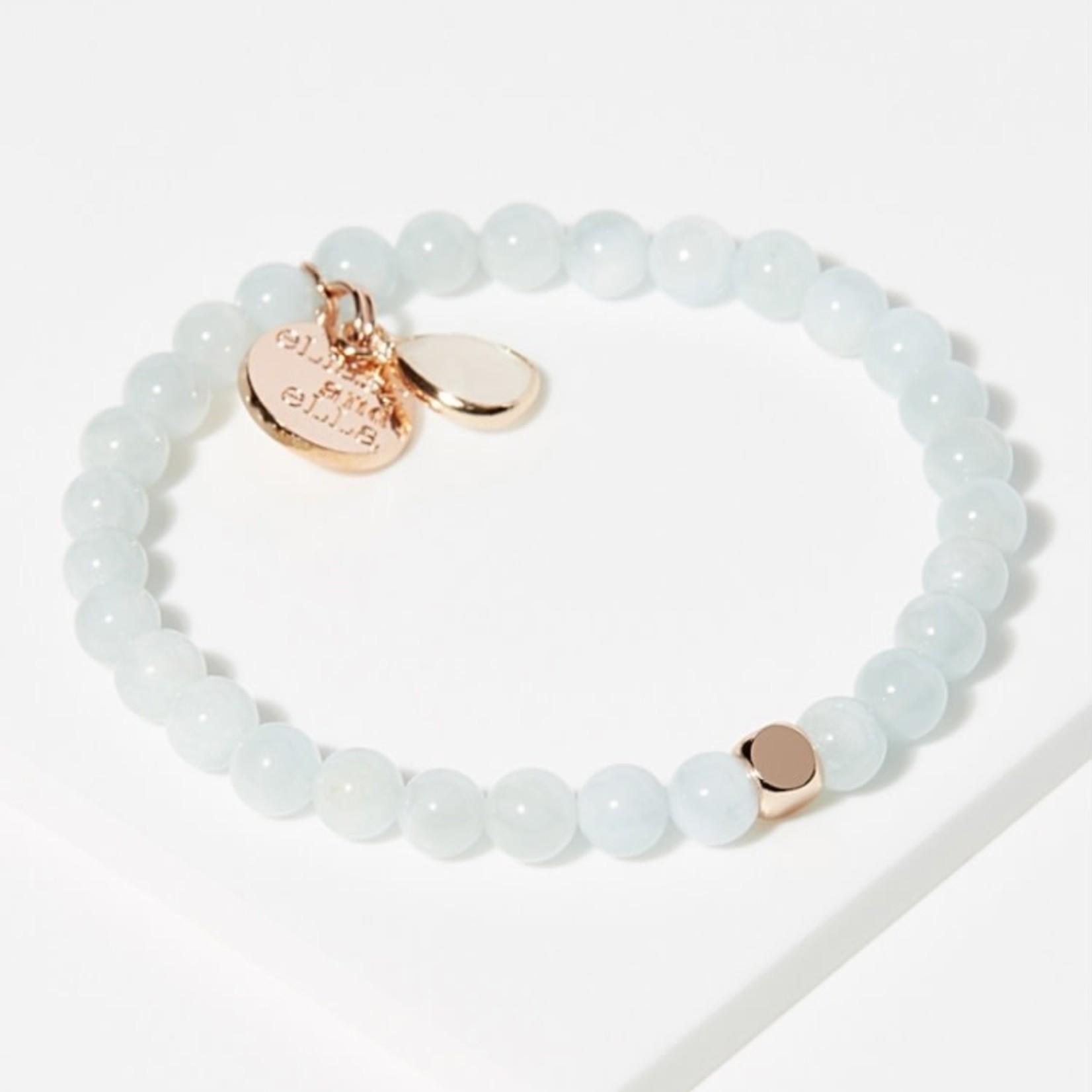 eliasz and ella Mini Stone Bangin' Bracelet