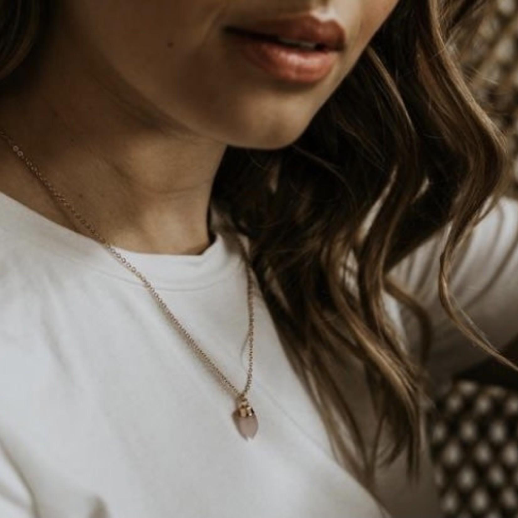 eliasz and ella Sweet Drop Necklace