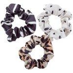 Karma Velvet Scrunchie Set of 3