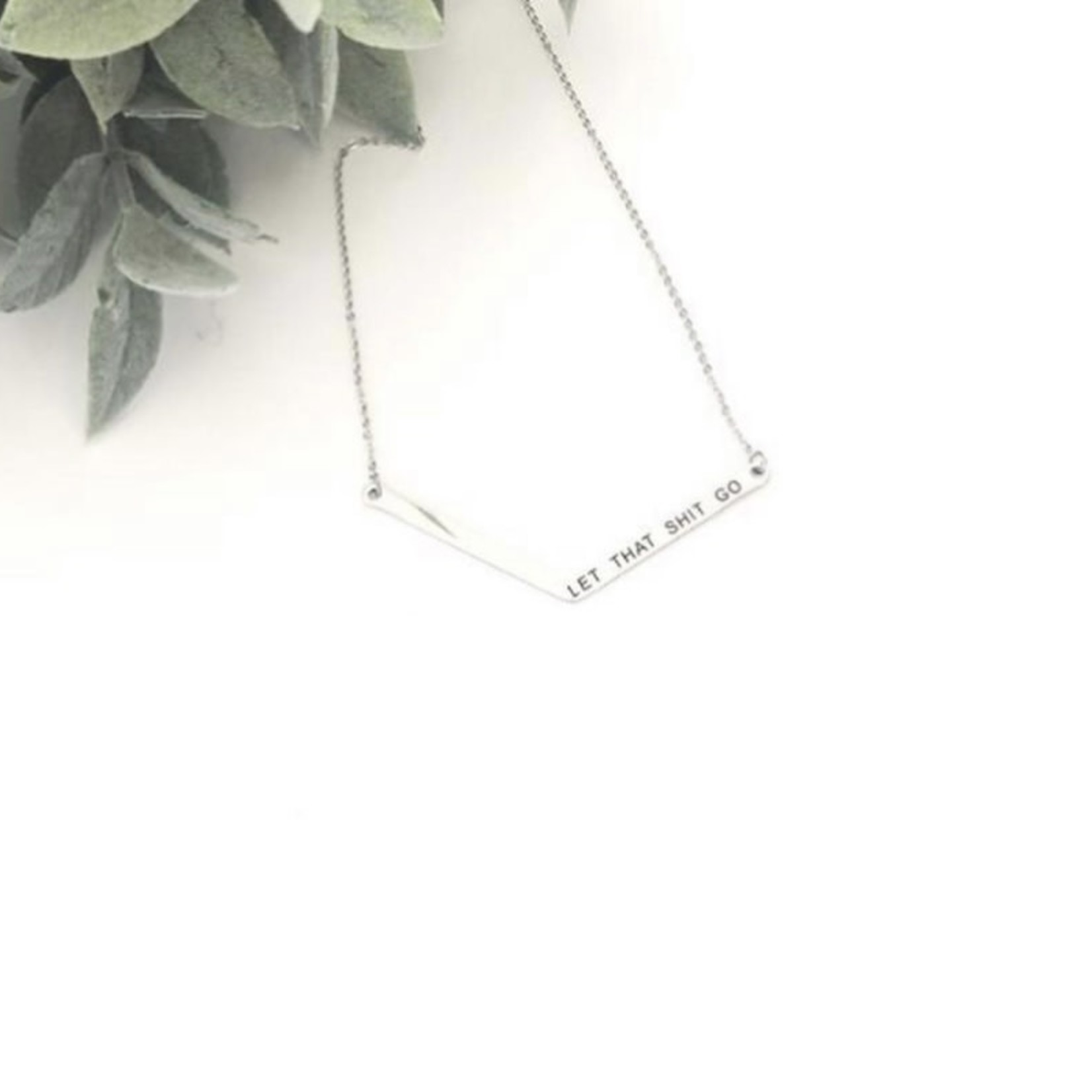 Glass House Goods GHG Necklace