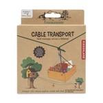 kikkerland Huckleberry Cable Transport