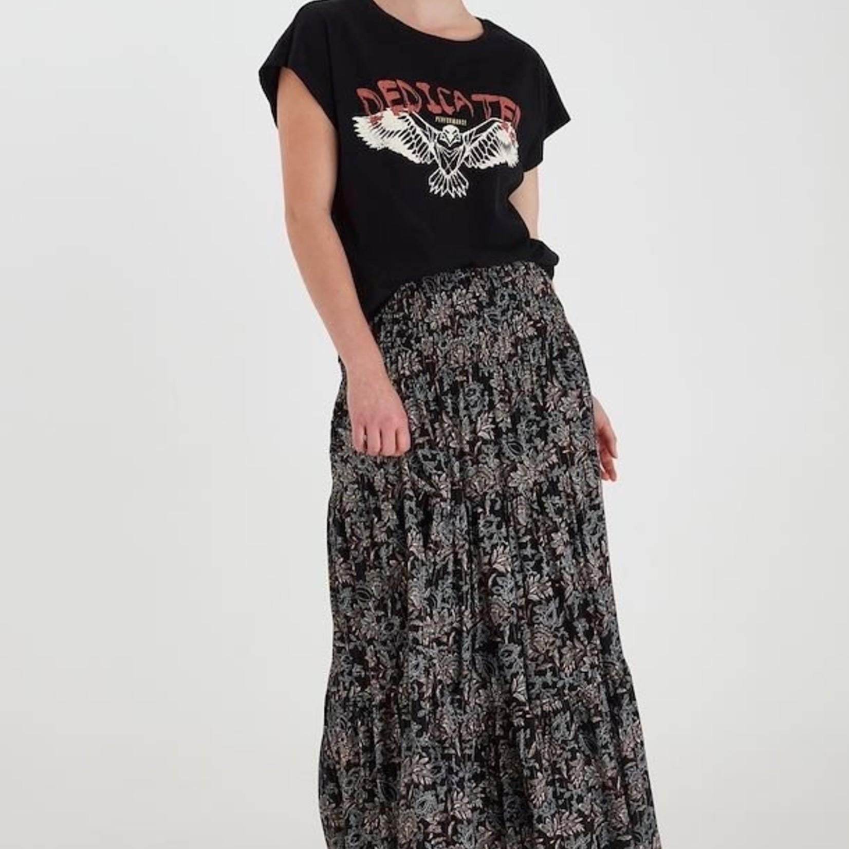 b.young Fiona Long Skirt