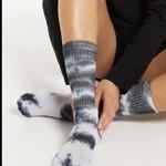 z supply Tie Dye Socks