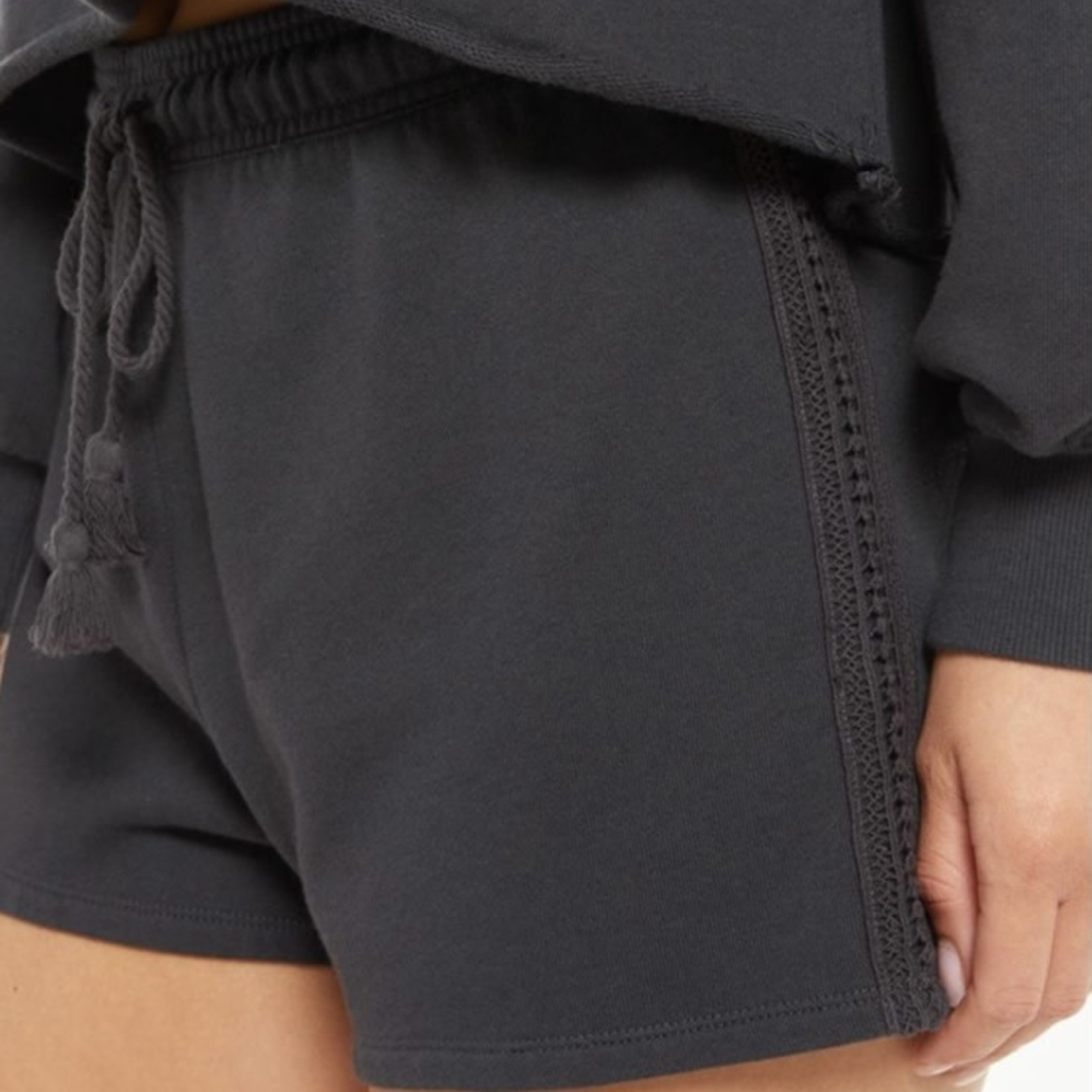 z supply Washed Ashore Terry Short ZLS212630