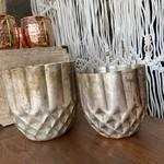 Indaba Patisserie Flower Pots Set/2