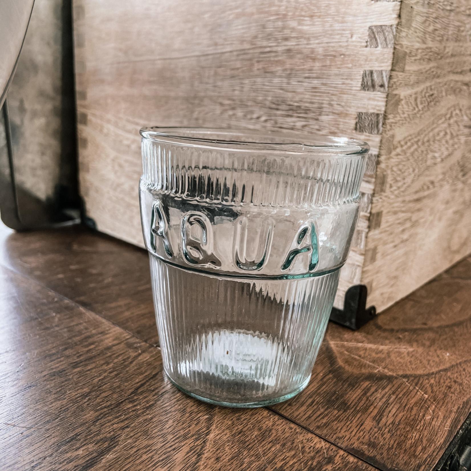 Indaba Aqua Glass