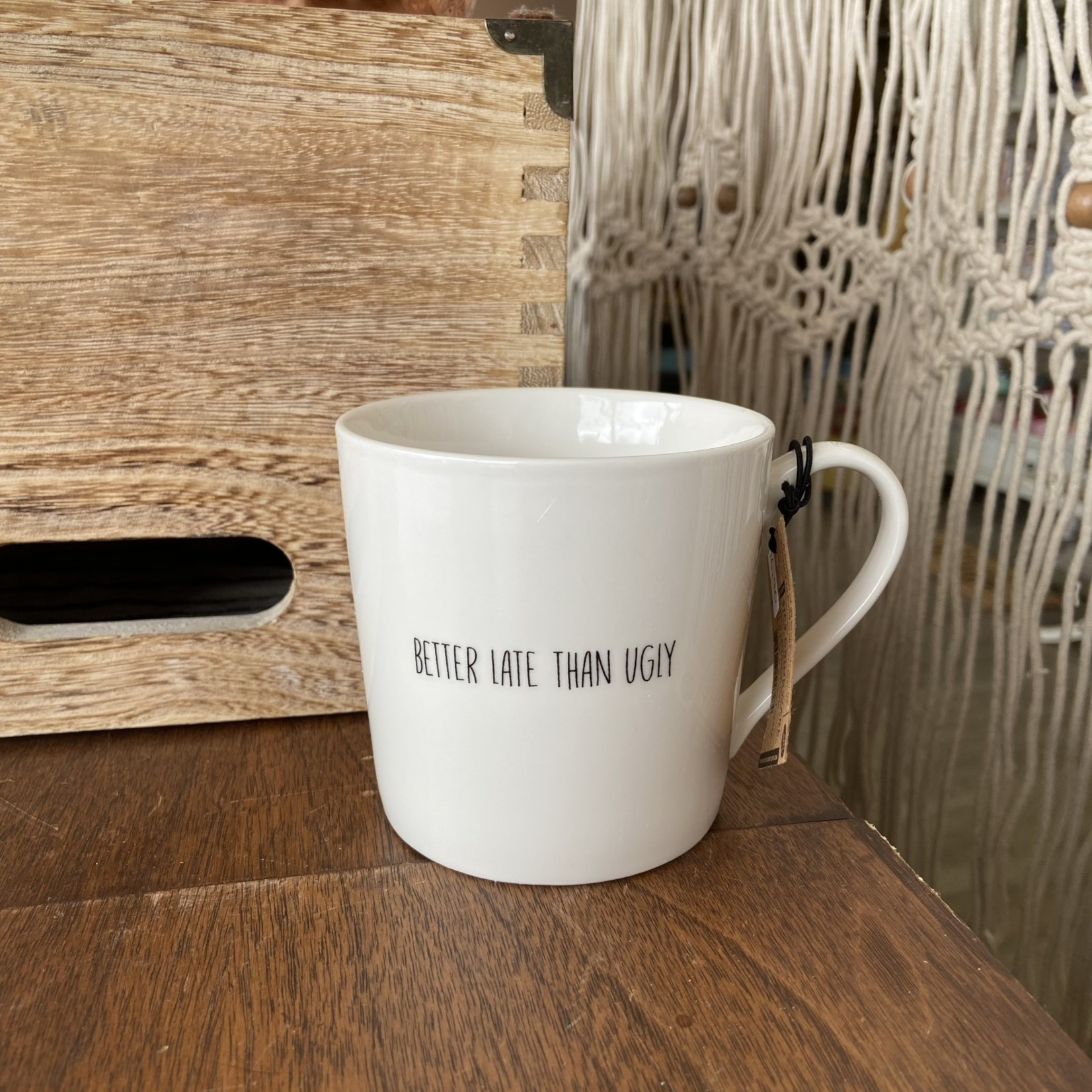 Santa Barbara Designs Cafe Mug