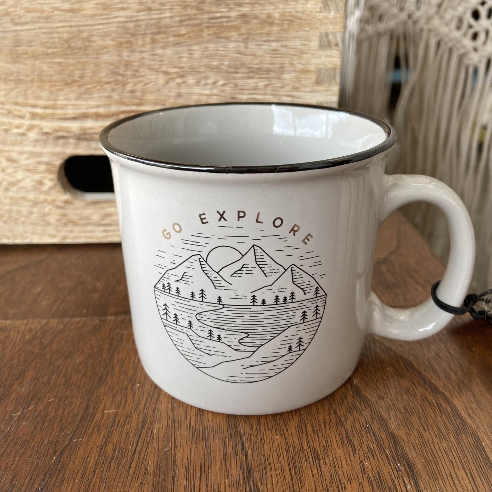 Santa Barbara Designs Campfire Mug
