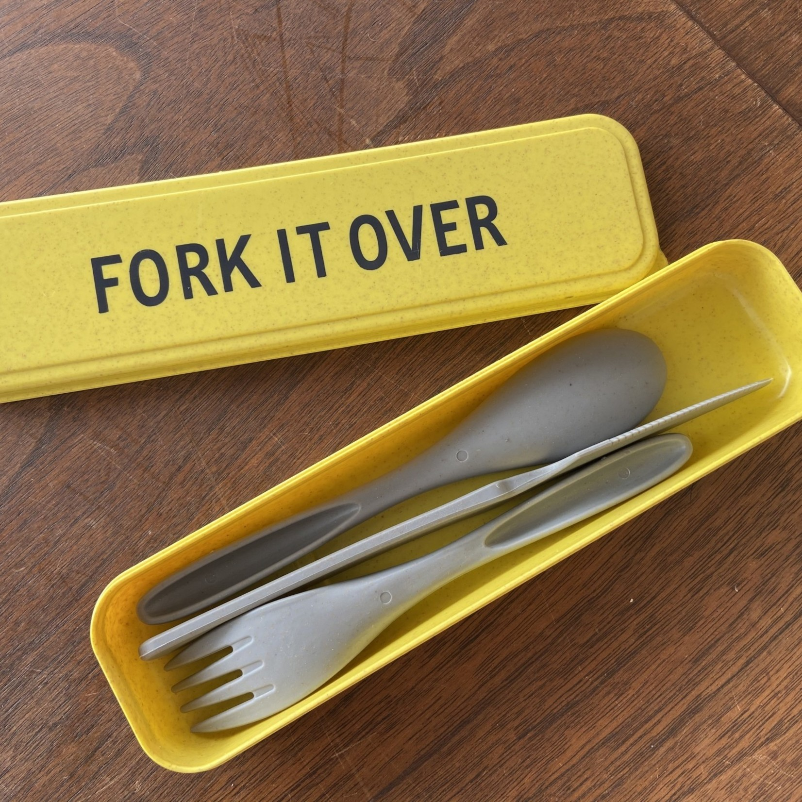 Santa Barbara Designs Reusable Cutlery Set