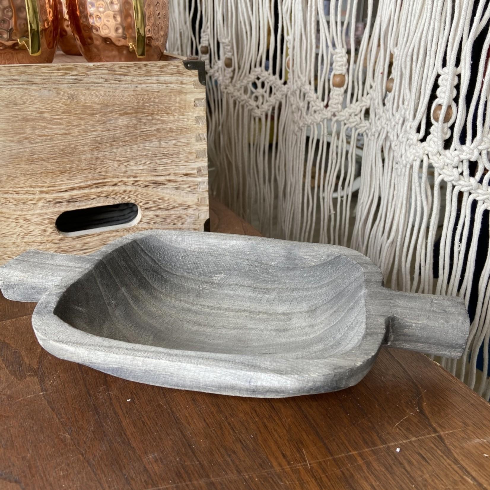 Santa Barbara Designs Paulownia Wood Handle Tray