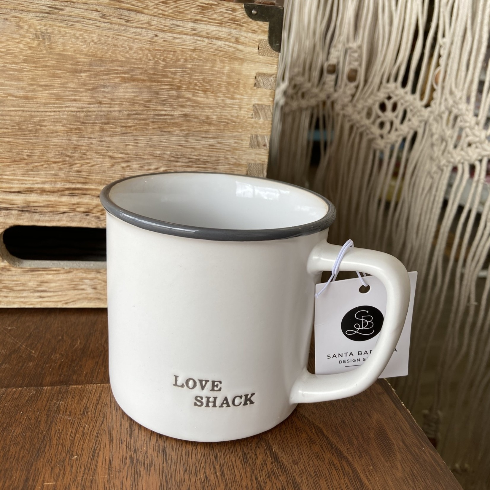 Santa Barbara Designs Coffee Mug