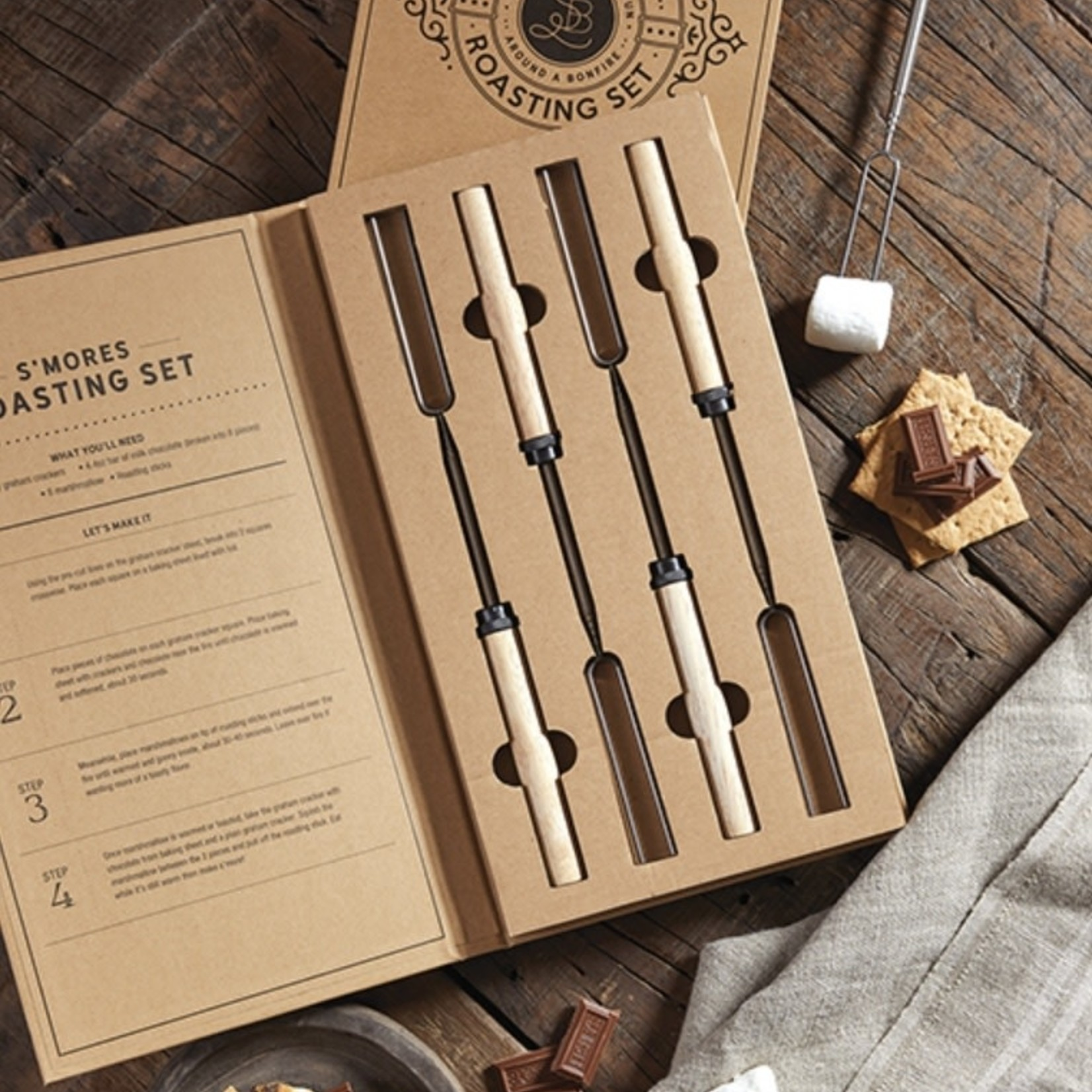 Santa Barbara Designs Cardboard Book Set