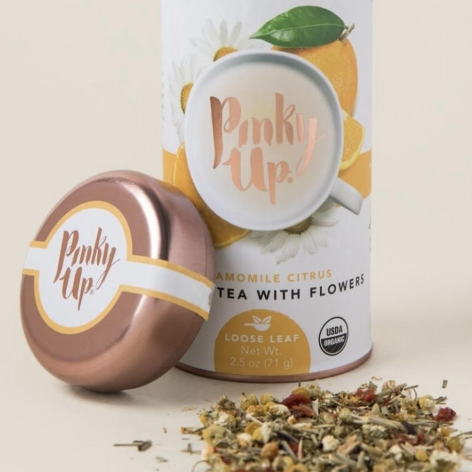 Pinky Up Loose Leaf Tea Tins