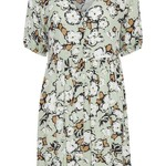 ICHI Floral Dress